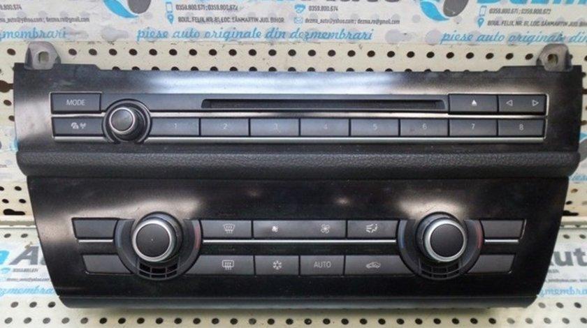 Panou comanda radio cd 9249709-01, Bmw 5 (F10) 2010-In prezent