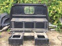 panou despartitor model cu geam cu suport scaune mercedes vito w639 an 2004-2008