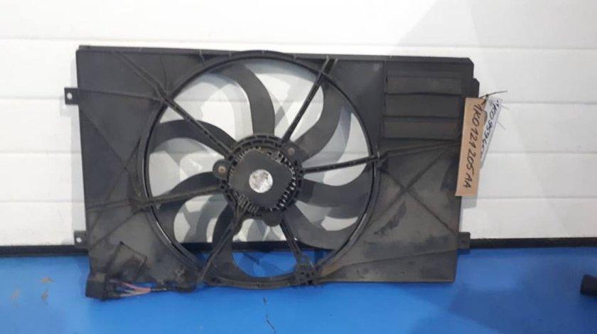 Panou GMV cu electroventilator 1K0121205AA Audi, Seat, Volkswagen, Skoda 2004-2008