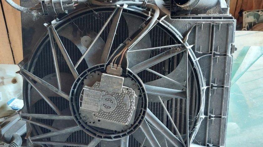 Panou Radiator Apa, Ac, Intercooler si Electroventilator BMW X3 F25 2.0D