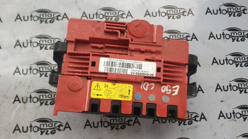 Panou sigurante/calculator baterie bmw e90 Cod 6936649