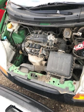 Panou sigurante Chevrolet Spark 2007 hatchback 0.8