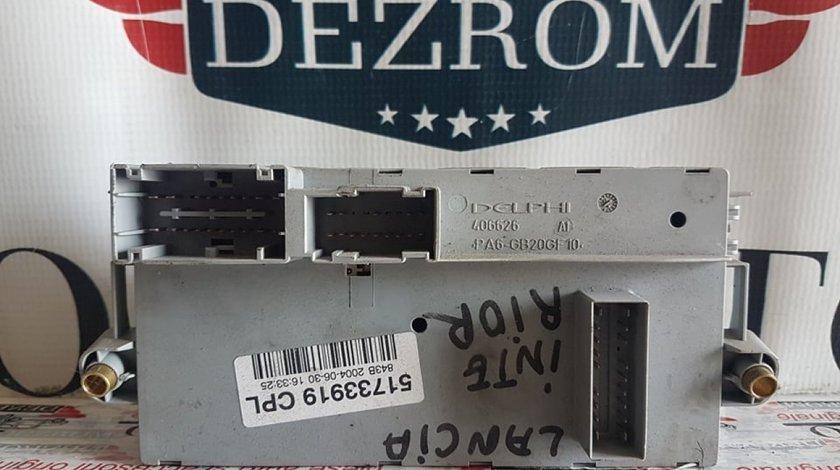Panou sigurante interior lancia ypsilon 51733919