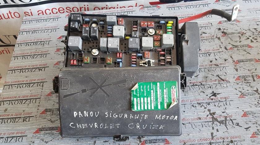 Panou sigurante motor Chevrolet Cruze cod 544949969