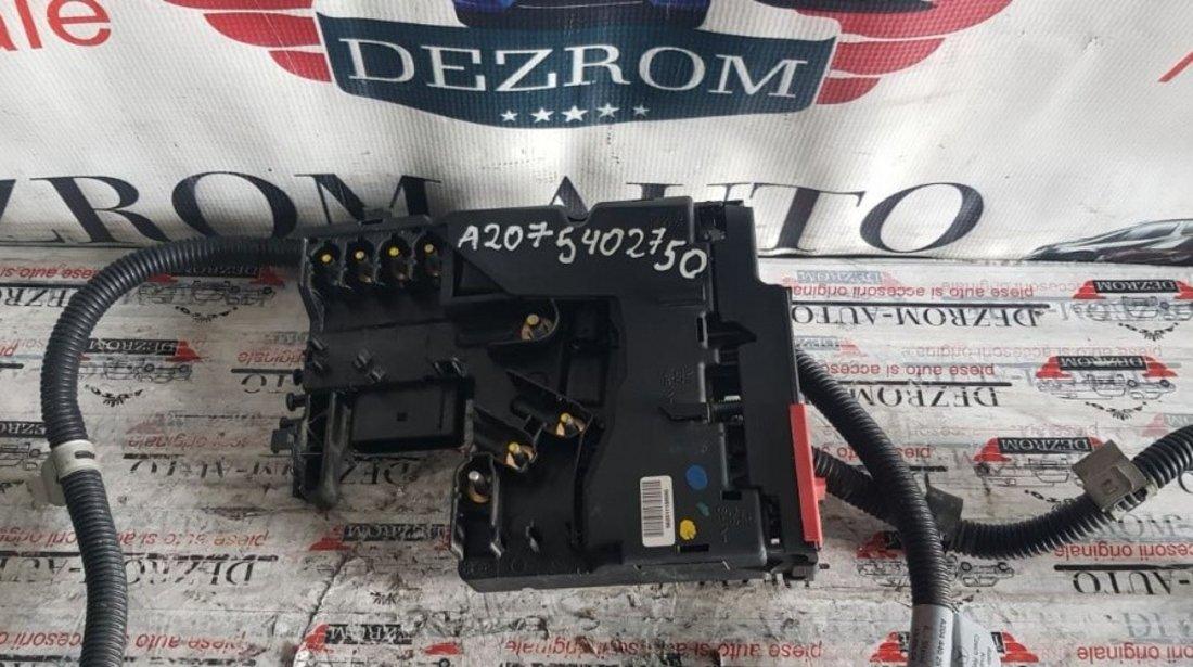 Panou sigurante motor Mercedes-Benz W204 C 200 CDI BlueEFFICIENCY cod A2075402750