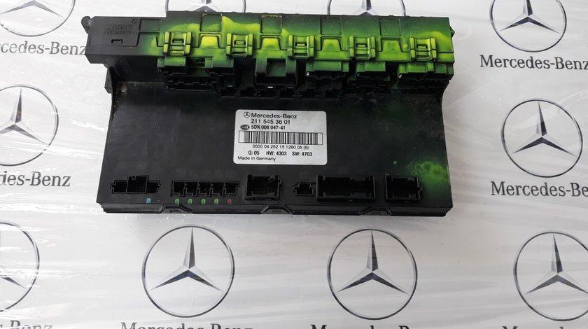 Panou sigurante SAM spate mercedes w211,W219, cod A2115453601