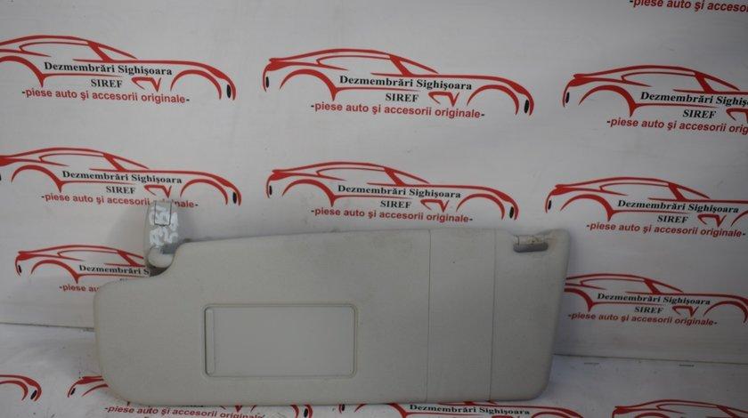 Parasolar Skoda Fabia 2 Facelift 536