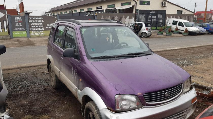 Parasolare Daihatsu Terios 2000 BREAK 1295cc 61KW