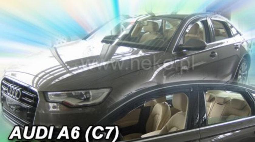 Paravant Audi A6, an fabr 2011-- Set fata si spate – 4 buc. AutoLux
