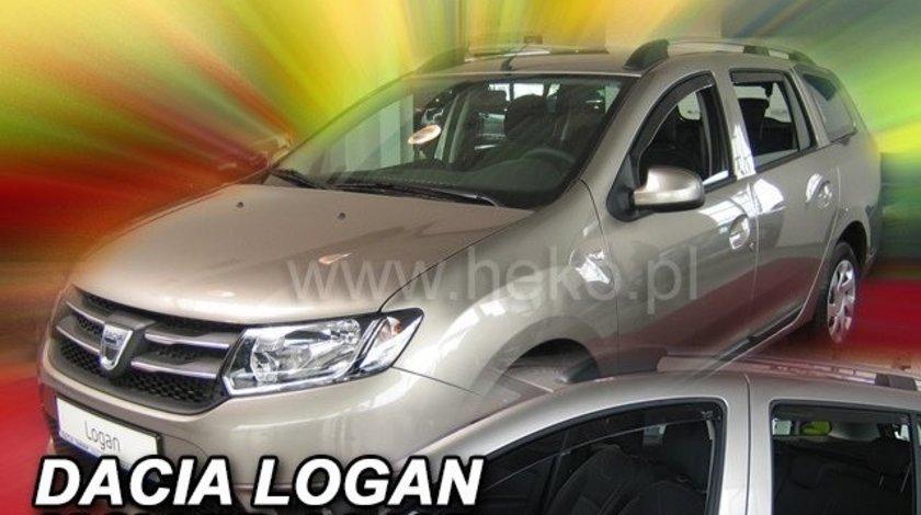 Paravant auto Dacia Logan MCV, 2013- Set fata si spate – 4 buc. AutoLux
