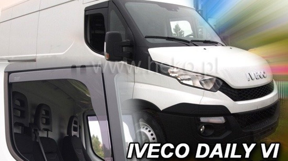 Paravant auto Iveco Turbo Daily AutoLux