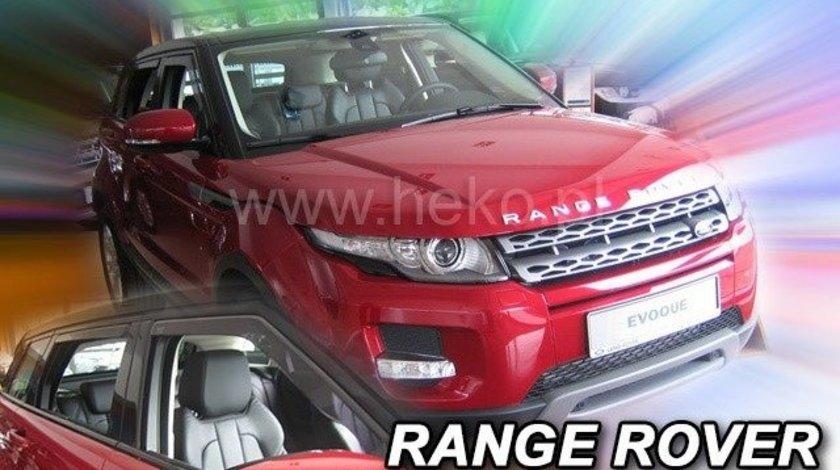 Paravant auto Land Rover Range Rover Evoque, SUV cu 5 usi, an fabr. 2011 -- (marca HEKO) Set fata - 2 buc. AutoLux