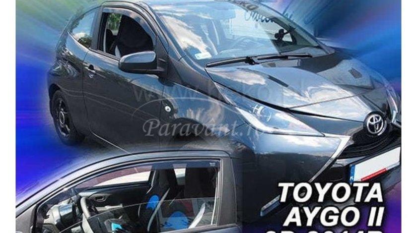 Paravant auto Toyota Aygo, Hatchback cu 5 usi, an fabr. 2014 --(marca HEKO) AutoLux