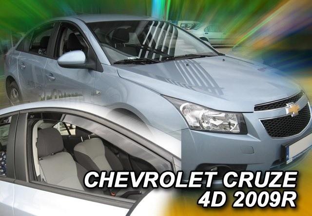 Paravant CHEVROLET CRUZE sedan an fabr. 2009- (marca HEKO) Set fata si spate - 4 buc. AutoLux