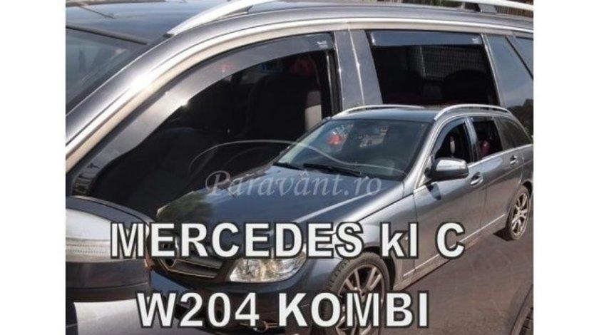 Paravant MERCEDES C classe W204 Combi, an fabr. 2007-2014 (marca HEKO) Set fata si spate - 4 buc. AutoLux