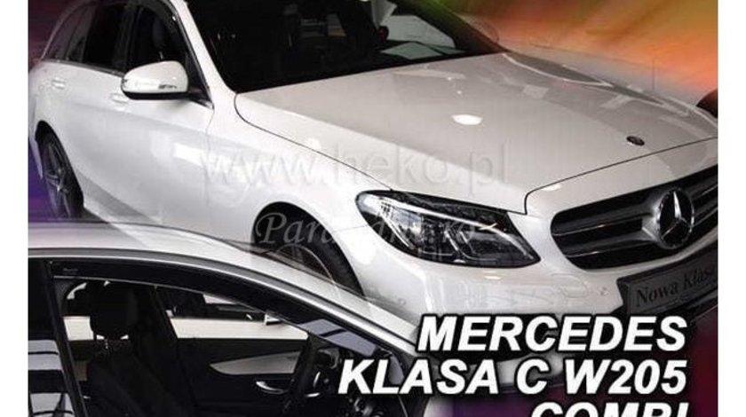 Paravant MERCEDES C classe W205 Sedan, an fabr. 2014 -- (marca HEKO) Set fata si spate - 4 buc. AutoLux