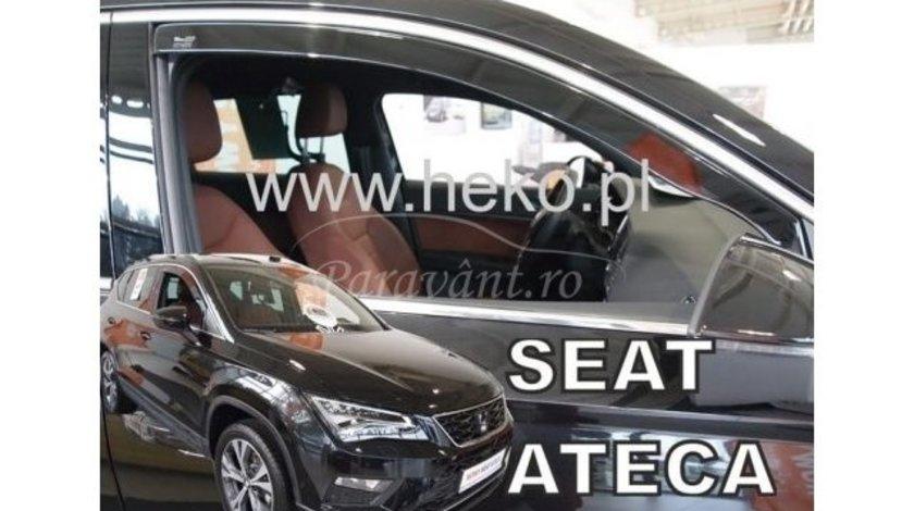 Paravant SEAT ATECA, 5 usi, an fabr. 2016 -- (marca HEKO) Set fata si spate - 4 buc. AutoLux