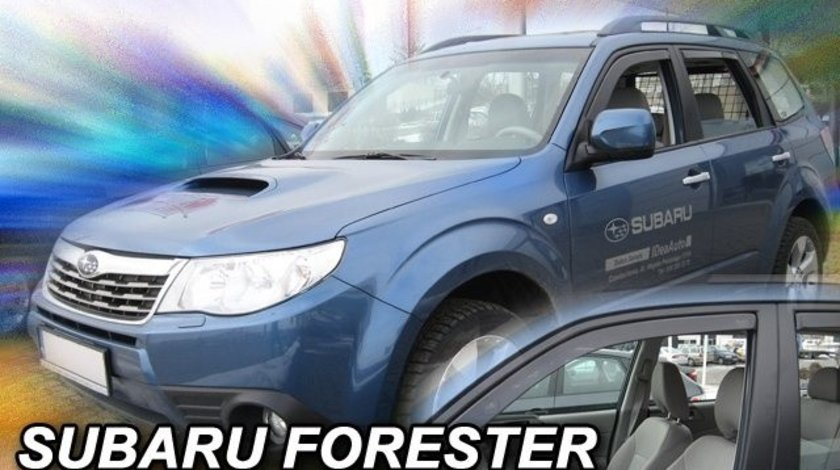 Paravant SUBARU FORESTER an fabr. 2009- (marca HEKO) Set fata si spate – 4 buc. AutoLux