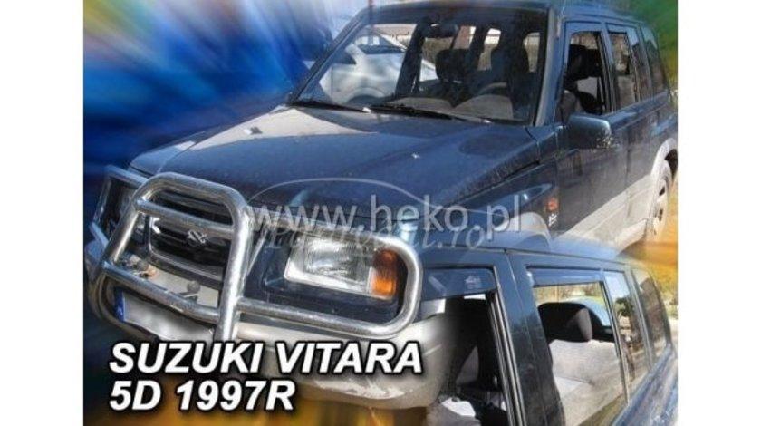Paravant SUZUKI VITARA caroserie 5 usi an fabr. 1989-1998 (marca HEKO) Set fata si spate - 4 buc. AutoLux