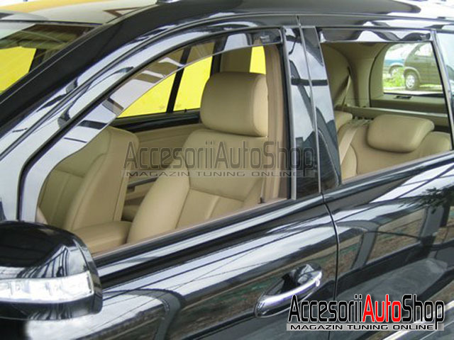 Paravanturi Audi A6 4F C6 04-11 Sedan - Fata + Spate