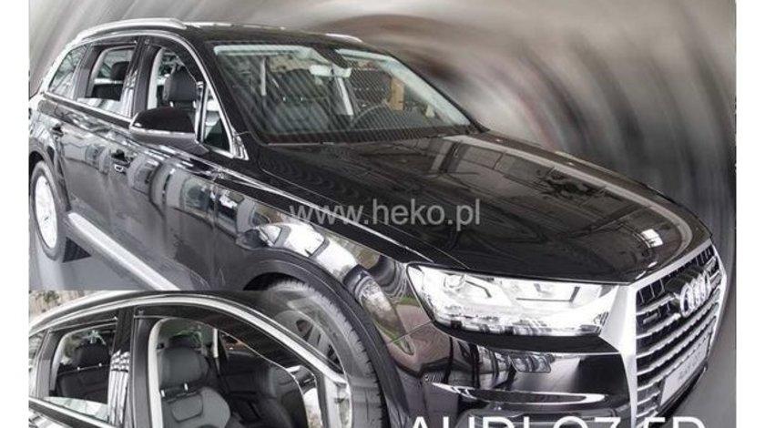 Paravanturi Audi Q7, dupa 2015 Set fata si spate – 4 buc. AutoLux