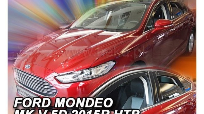 Paravanturi auto Ford Mondeo, dupa 2015 Set fata si spate – 4 buc. AutoLux