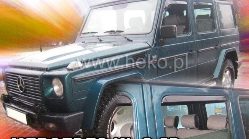Paravanturi auto Mercedes G classe Set fata – 2 buc. AutoLux