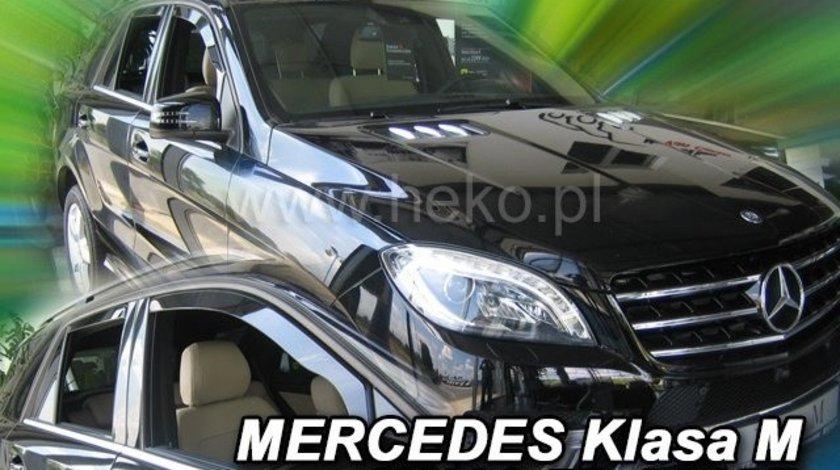 Paravanturi auto Mercedes ML W166, 2011-- Set fata – 2 buc. AutoLux