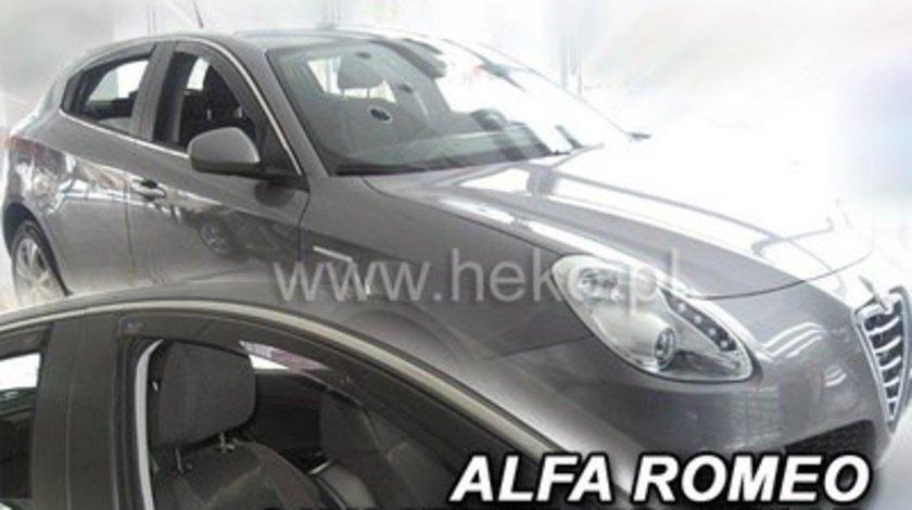 Paravanturi Geam Auto Alfa Romeo Giulietta an fabr. 2012 ( Marca Heko - set FATA )