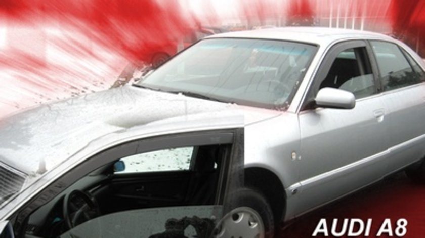 Paravanturi Geam Auto AUDI A8 an fabr. 1994-2002 ( Marca Heko - set FATA )