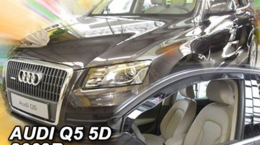 Paravanturi Geam Auto AUDI Q5 an fabr. 2009- ( Marca Heko - set FATA )