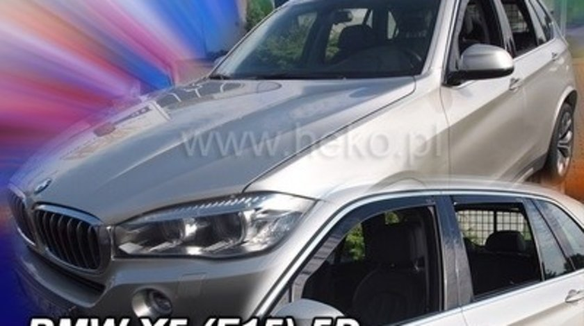 Paravanturi Geam Auto auto BMW X5 ( Marca Heko - set FATA )