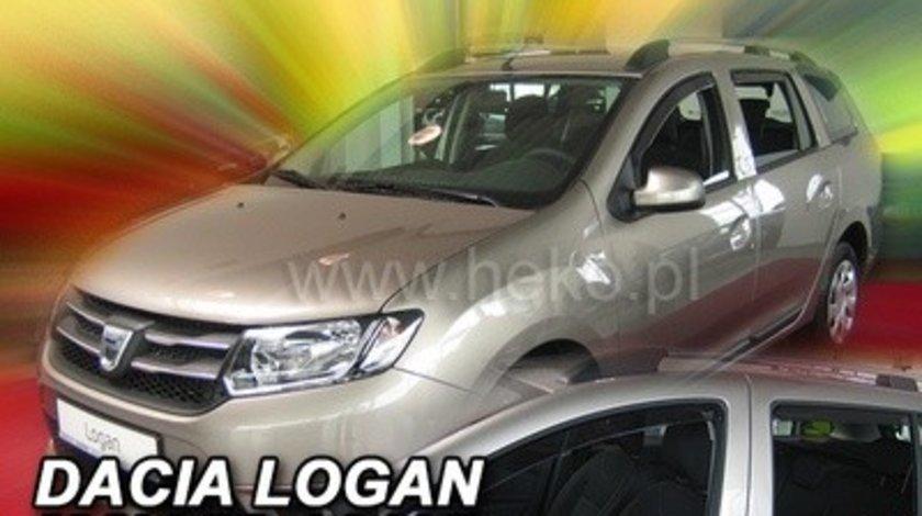 Paravanturi Geam Auto auto Dacia Logan MCV, 2013- ( Marca Heko - set FATA + SPATE )