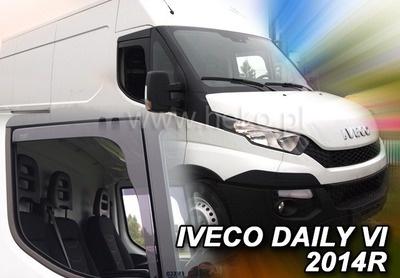 Paravanturi Geam Auto auto Iveco Turbo Daily ( Marca Heko - set FATA )