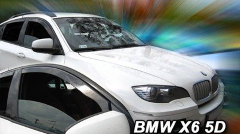 Paravanturi Geam Auto BMW X6 an fabr. 2009- ( Marca Heko - set FATA )