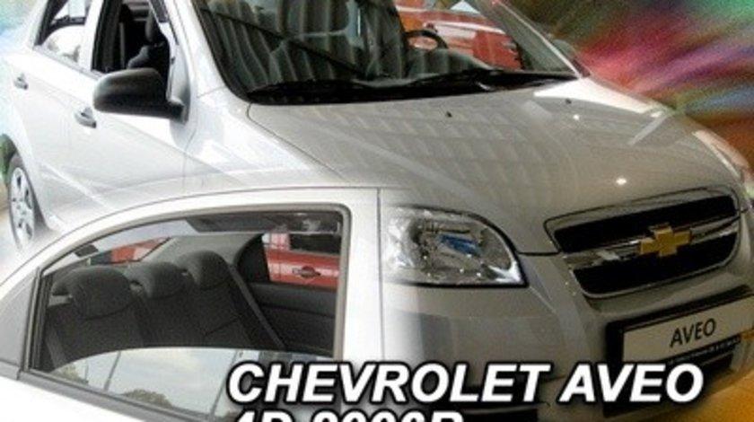 Paravanturi Geam Auto CHEVROLET AVEO Sedan ( limuzina) an fabr. 2006- ( Marca Heko - set FATA + SPATE )