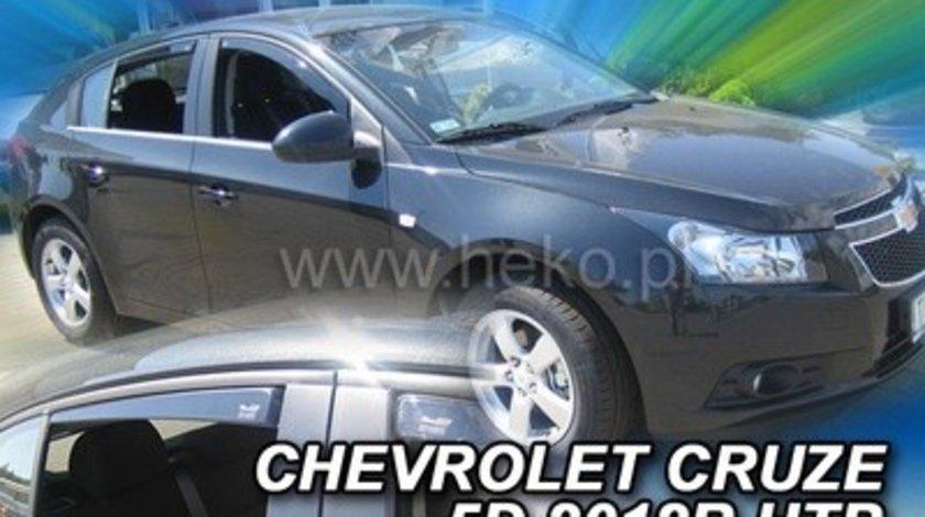 Paravanturi Geam Auto Chevrolet Cruze an fabr. 2011 ( Marca Heko - set FATA )