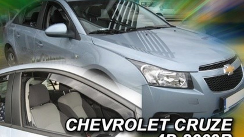 Paravanturi Geam Auto CHEVROLET CRUZE ( Marca Heko - set FATA + SPATE )