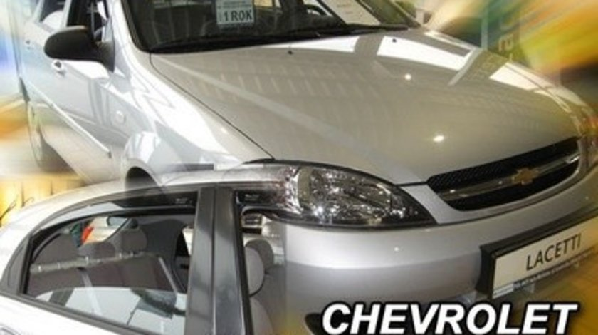 Paravanturi Geam Auto CHEVROLET LACETTI Hatchback an fabr. 2004- ( Marca Heko - set FATA )