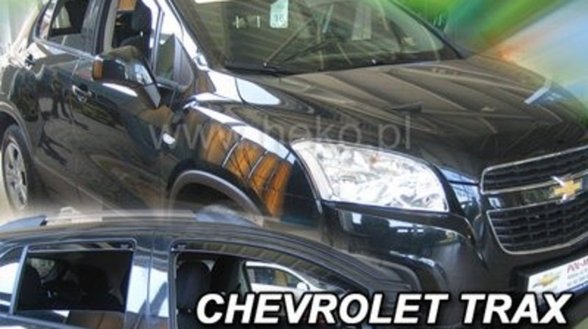 Paravanturi Geam Auto Chevrolet Trax, an fabr 2013- ( Marca Heko - set FATA + SPATE )