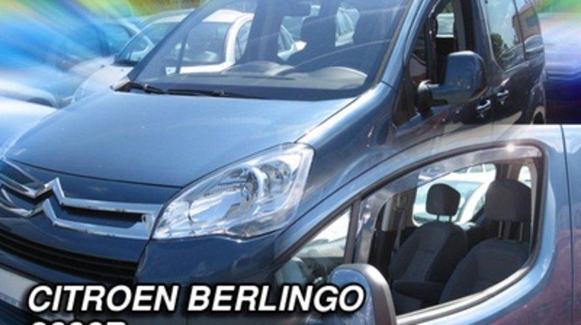 Paravanturi Geam Auto CITROEN BERLINGO an fabr. 2008- ( Marca Heko - set FATA )