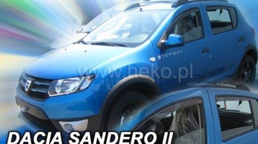 Paravanturi Geam Auto Dacia Sandero ( Marca Heko - set FATA )