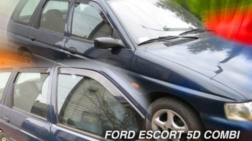 Paravanturi Geam Auto FORD ESCORT Combi an fabr. 1990-2001 ( Marca Heko - set FATA + SPATE )