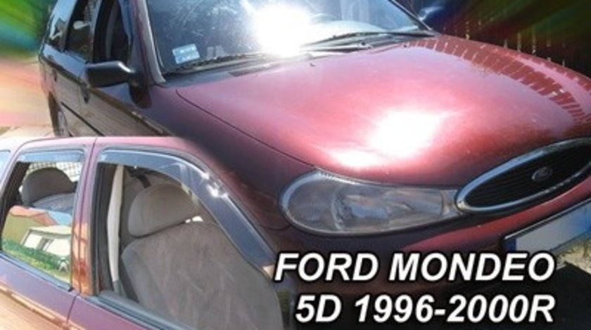 Paravanturi Geam Auto FORD MONDEO Combi an fabr. 1996-2000 ( Marca Heko - set FATA )