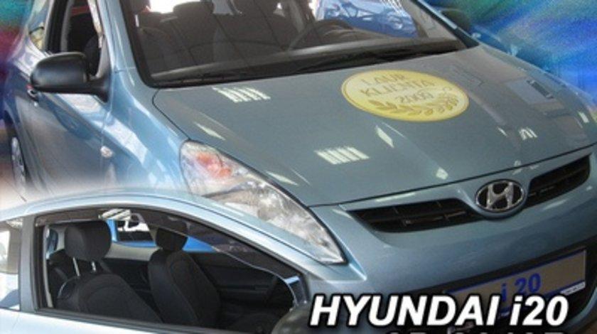 Paravanturi Geam Auto HYUNDAI i20 Hatchback cu 3 usi ( Marca Heko - set FATA )