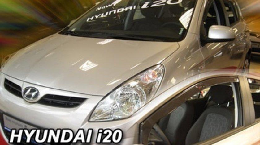 Paravanturi Geam Auto HYUNDAI i20 Hatchback ( Marca Heko - set FATA )