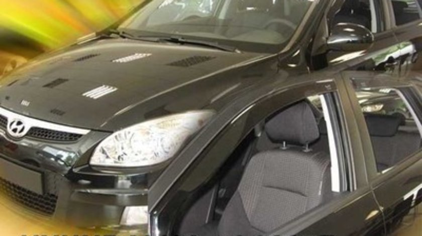 Paravanturi Geam Auto HYUNDAI i30 Hatchback ( Marca Heko - set FATA )
