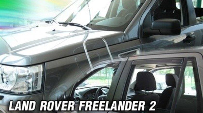 Paravanturi Geam Auto LAND ROVER FREELANDER an fabr. 2007- ( Marca Heko - set FATA + SPATE )