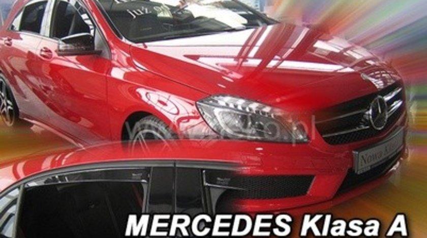 Paravanturi Geam Auto Mercedes A classe, an fabr 2012- ( Marca Heko - set FATA + SPATE )