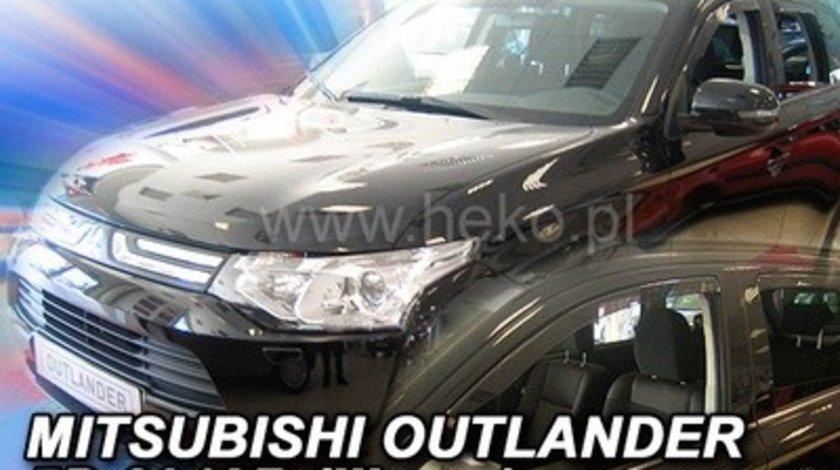 Paravanturi Geam Auto Mitsubishi Outlander, an fabr dupa 2012 ( Marca Heko - set FATA + SPATE )